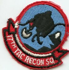 USAF 17th Tactical Recon Squadron Patch