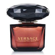 Versace Crystal Noir Women 3.0 3 OZ Eau De Parfum Spray TST Bottle With Cap
