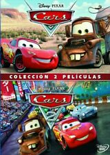 PELICULA DVD PACK CARS + CARS 2 PRECINTADA