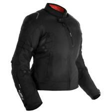 Women's Motorcycle Jacket > Oxford Girona 1.0 Waterproof CE - Stealth Black