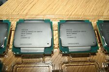 MATCHED PAIR of 2 Intel Xeon E5-2697 V3 2.6Ghz 14 Core LGA 2011-3 CPUs  SR1XF A+