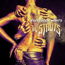 THE STRUTS CD - EVERYBODY WANTS (2016) - NEW UNOPENED - ROCK