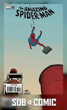 AMAZING SPIDER-MAN #801 MARTIN VARIANT (MARVEL 2018 2nd Print) COMIC