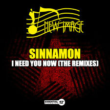 Sinnamon - I Need You Now (The Remixes) [New CD] Manufactured On Demand