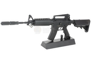 Blackcat Mini Model Gun M4A1 - (Black) For Display Only