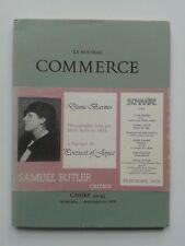 """REVUE """" Le Nouveau COMMERCE / Cahier 42-43 (1979) """" sur Bouffant, barnes butler"""