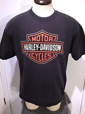 Vintage Harley Davidson black tshirt XL Biker Birmingham Alabama Dixie