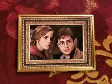 Harry Hermione Harmony Shippers Christmas Tree Ornament For Harry Potter Fans