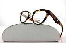 New Genuine PRADA ORNATE Light Havana Amaranth Eyeglasses Frame PR 26SV VHA-1O1