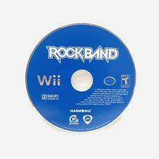 Rock Band Nintendo Wii Disc Only