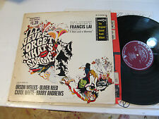 I'll Never Forget What's Is Name 1968 lp Francis Lai 'isname ost rare soundtrack