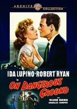 On Dangerous Ground [New DVD] Manufactured On Demand, Full Frame, Amaray Case,