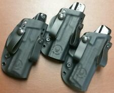 2nd Amendment Gun Works Ultimate Appendix IWB Kydex Holster AIWB 2AGW Glock