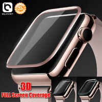 Apple Watch iWatch Series 6/5/4 Tempered Glass 3D Full Screen Protector 40/44mm