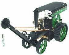Steam Powered Wilesco 0376 Kit Dampfwalze Black Moderate Price Toys, Hobbies