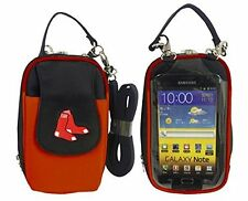 Boston Red Sox Purse Plus Touch XL with Shoulder Strap