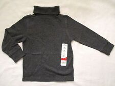 Jumping Beans Boys Size 2T Charcoal Gray Turtleneck New