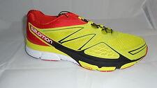Salomon X-Scream 3D 40 - 45 gelb Running Schuhe Laufschuhe Sneaker  Sportschuhe