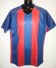 Soccer Jersey in the colors of Qatar Airways Fc Barcelona ~ Dri Fit ~ Size Xl