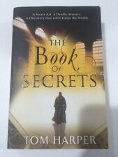 The Book of Secrets by Tom Harper.