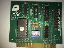 Apple Computer Card - Sequential Systems Q-Print - Printer Card - RARE VINTAGE