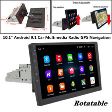 """10.1"""" Rotatable 1DIN Android 9.1 Car Multimedia Radio GPS Navigation MP5 Player"""