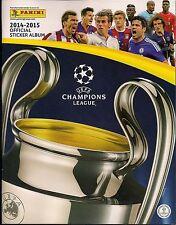 Panini Champions League 2014 2015  14 15 - Aus Liste 10 Sticker aussuchen