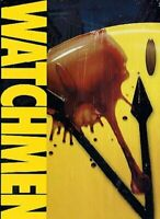 Watchmen DVD 2 Dischi Nuovo Metal Box Collector's Edition Limited Steelbook Tin