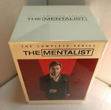 The Mentalist:Complete Series (DVD Boxset) NEW-Free Box Shipping w/Tracking~