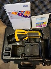 Flir Thermacam B2 Thermal Image Infrared Inspection Camera Ntsc 19deg 17mm