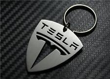 TESLA keyring keychain Schlüsselanhänger porte-clés S X ROADSTER SUPERCHARGER