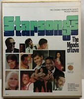 Starsongs - The Moods Of Love - 8 Track Tape - Box Set LS318A 8T