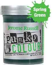 Jerome Russell Punky Color Semi Permanent Hair Dye 100mL Spring Green