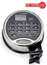 SecuRam Electronic L02-II Keypad (Surelock) - Time Delay - Super Code - 30 Users