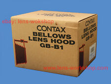CONTAX 645 N1 NX Bellow Lens Hood GB-B1 for Sonnar Distagon Planar New in Box