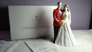 Knightsbridge Connoisseur Collection : Prince William & Kate Middleton Wedding