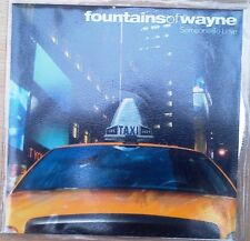 Fountains Of Wayne - Someone To Love Collectable Promo CD Single (CD)