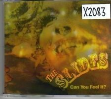 (CK623) The Slides, Can You Feel It? - 2003 CD