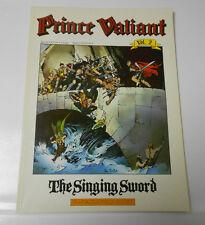 1988 PRINCE VALIANT v.2 The Singing Sword HAL FOSTER Fantagraphics VF 1st Print