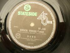 DAWN KNOCK THREE TIMES rare New Zealand stateside 249 EX