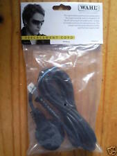 Wahl Replacement Clipper Lead Cord Cable Wire Fits Super Taper, Balding, Magic