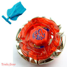 DARK BULL BB-40 Beyblade Metal Masters Fusion+Single spin Launcher