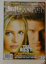 BUFFY / ANGEL OFFICIAL ANUARIO 2006 REVISTA REVISTA - ( ZB 151 )