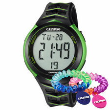 Relojes de pulsera Chrono día y fecha