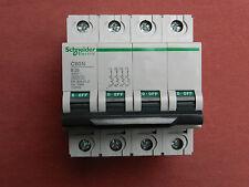 Réf 23969 SCHNEIDER DISJONCTEUR MULTI 9 C60N 4P 20A COURBE B 230/400V NEUF