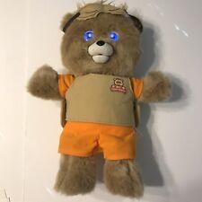 Teddy Ruxpin 2017 Plush Talking Bear Animated Story Telling Bear