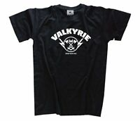 Viking-Shirts Valkyrie Walküre Viking Wikinger Germanen Odin T-Shirt S-3XL