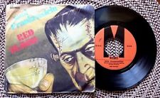 "RED BLOOD / SOUL FRANKENSTEIN - 7"" (printed in Italy 1976)"