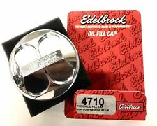 EDELBROCK HIGH COMPRESSION PISTON STYLE OIL FILL CAP FOR HONDA & ACURA VEHICLES