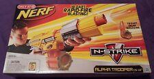 "Factory Sealed-NIB ""Target"" Nerf Alpha Trooper CS-18 w/Drum Magazine FREE SHIP!!"